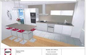 modele cuisine darty idée implantation cuisine cuisine en image