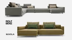 sofa ohne lehne rolf nuvola dolce vita auf wolke 7 hüls die einrichtung