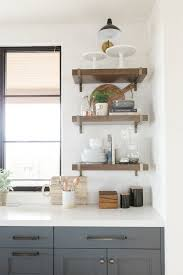 Kitchen Cabinets Open Shelving Promontory Project Great Room Kitchen U2014 Studio Mcgee