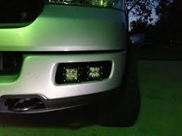 2004 f150 fog lights rigid raptor style led fog lights on a 2005 ford f150 forum