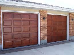 Garage Door Paint Designs Doors Windows Homemade Oak Wood Garage Doors Top 24 Wood