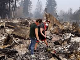Wildfire Tools by California Wildfires Destroy Dream Homes Years In The Making