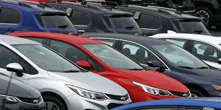 lexus of brighton sales team u s auto sales slump in april as cars suffer
