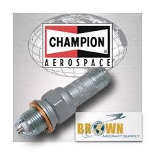 aircraft spark plugs champion aviation spark plugs brown aircraft