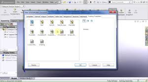 solidworks assembly layout sketch youtube