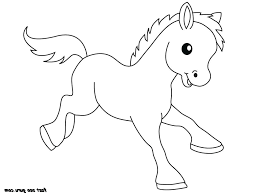 coloring pages horse trailer baby horses coloring pages horse to print farm panda arilitv com