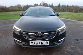 vauxhall insignia sports tourer long term test parkers