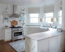 Galaxy Rug White Galaxy Granite Kitchen Transitional With Faux Leather
