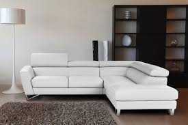 Ital Leather Sofa White Leather Sectional Sofas Sofa Canada With Chaise Lights Stock