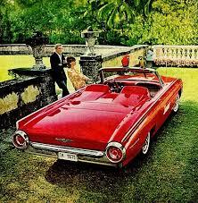 1961 Thunderbird Interior 1961 1963 Ford Thunderbird