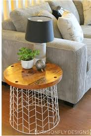Side Table Decor Ideas by Side Table Ideas Concept Information About Home Interior And