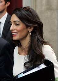 amal alamuddin clooney might give kate middleton competition for