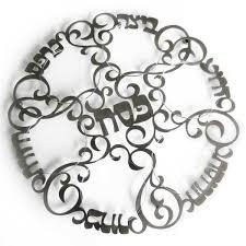 what s on a seder plate swirl seder plate melanie dankowicz