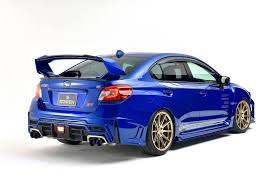 ricer subaru brz rowen turns subaru wrx sti into a road going rally car