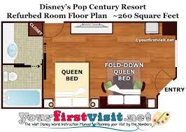 review disney u0027s pop century resort