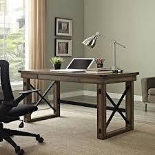 Metal Desks For Office Industrial Wood Desk Office Furniture Metal Laptop Retro Home