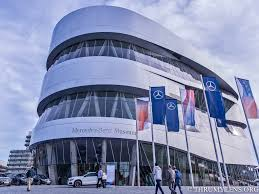 mercedes headquarters a tour of the mercedes benz museum in stuttgart germany thrumylens