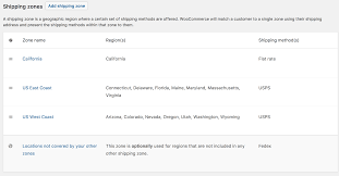 what is table rate shipping shipping rate configuration in woocommerce caleb burks