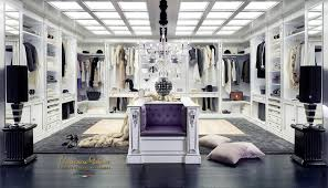 high end walk in closet design for large room u2013 classic italian