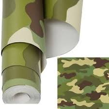 camo wallpaper for bedroom kids army dpm camouflage wallpaper 10 5 metre textured roll boys