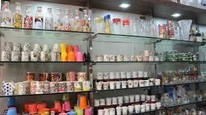om kitchen collection chandigarh german silver crockery dealers