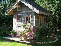 Shabby Chic Garden by Shabby Chic Garden Shed Shabby Shed Garden Shed Ideas