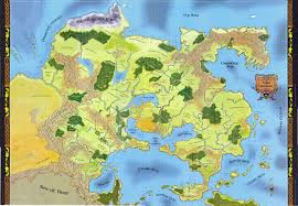 Put In Bay Map Top 10 Maps Of Your Favourite Fictional Worlds Geoawesomeness