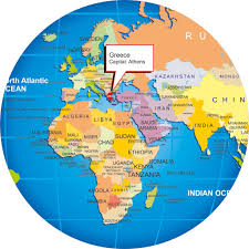 Germany On A World Map by Where Is Ancient Greece On The World Map Where Is Greece On The