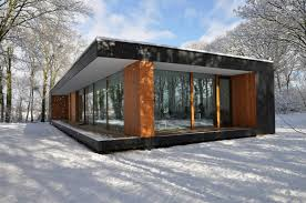 Glass Box House Glass And Timber U0027little Black Box U0027 Is Everything We Love About