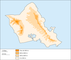 Pearl Harbor Map File Oahu Blank Map Svg Wikimedia Commons