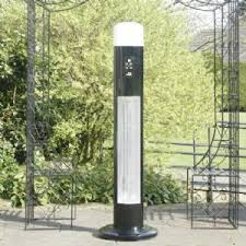 Zeus Patio Heater by Electric Patio Heater Manufacturer Chillchaser