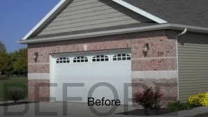 Exterior Garage Door installing exterior hardware to your garage door youtube