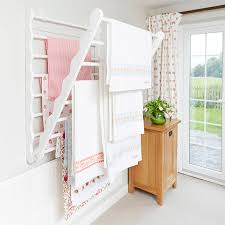 wall drying rack telefix wallmounted drying rack view in gallery