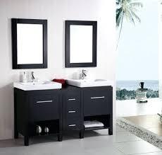 vanities bathroom double vanity mirrors white double bowl vanity