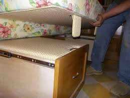 Rv Sofa Bed Mattress 112 Best Motorhome Sofa Bed Mattress Images On Pinterest