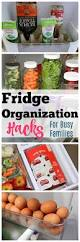 fridge organization hacks for busy families must have mom