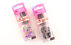 impress press on manicure by broadway nails fall 2014 review