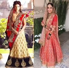 Different Ways Of Draping Dupatta On Lehenga Bridal Dupatta Draping New Trends Fashionbuzzer Com