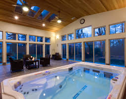 30 stunning indoor swimming pools to keep you in shape