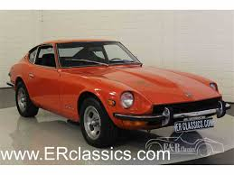 nissan fairlady 240z interior classic datsun 240z for sale on classiccars com
