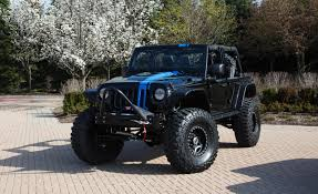 customized 4 door jeep wranglers blue customized jeep wranglers image 77
