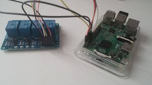 raspberry pi with 4 relay module for home automation 6 steps