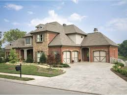 5 bedroom homes new american house plan with 3482 square and 5 bedrooms from