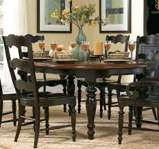 kitchen tables ideas pottery barn round kitchen table ideas on bar tables
