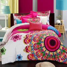 Heavy Duvet Bohemia Bohe Duvet Cover Set Heavy Brushed Duvet Cover Bedsheet