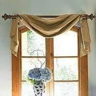 Fishtail Swag Curtains Make A Fishtail Valance Fishtail Valance And Window