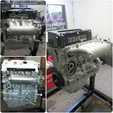 kmod stage 1 k24 crate engine 220whp u2013 kmod performance