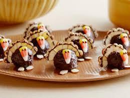 truffle turkeys recipe food network kitchen food network