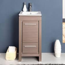 Narrow Bathroom Vanities Bathroom Narrow Bathroom Vanities With 8 18 Inches Of Depth