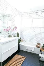 subway tile bathroom floor ideas subway tile bathroom dynamicpeople club